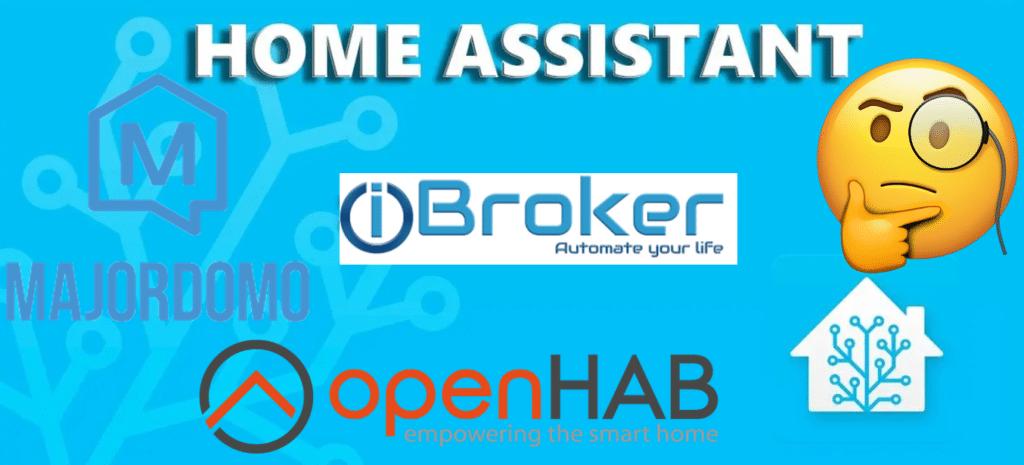 Home Assistant лучше, чем majordomo (openhab, iobroker)...?