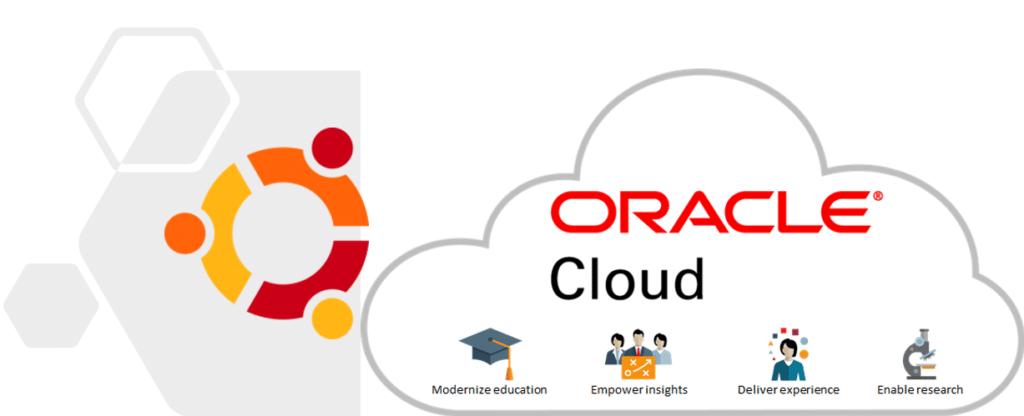 Установка Ubuntu на VPS сервер Oracle.