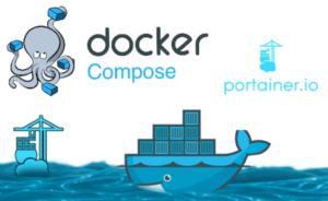 Установка Docker Compose и Portainer на Ubuntu Debian