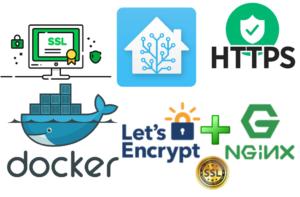 Добавим HTTPS в Home Assistant (SSL) - установим SWAG и Duck DNS в Docker, настроим веб-сервер Nginx