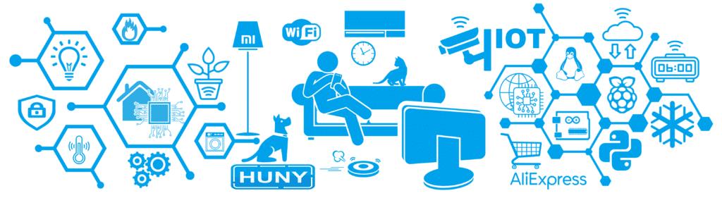Умный дом (Smart Home, Home Assistant, Конструктор WiFi-IoT — ESP8266, ESP32, ESPHome, Arduino…), Обзоры покупок (Review AliExpress), ЛайфХаки, Самоделки и прочее разное…